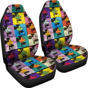 Car Seat Covers Disney K1222