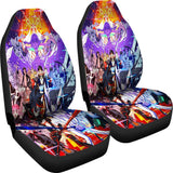 La Kill Anime Car Seat Covers 3