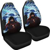 Madara Uchiha Naruto Anime Car Seat Covers