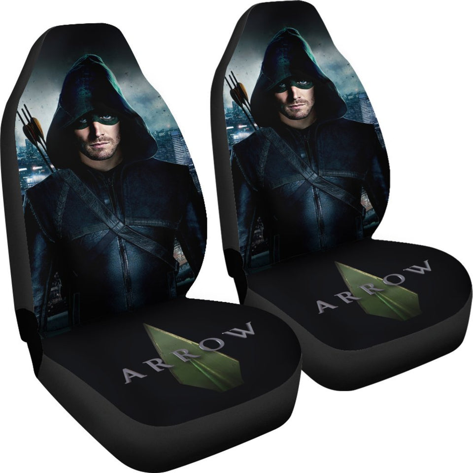 Arrow Movie Car Seat Covers