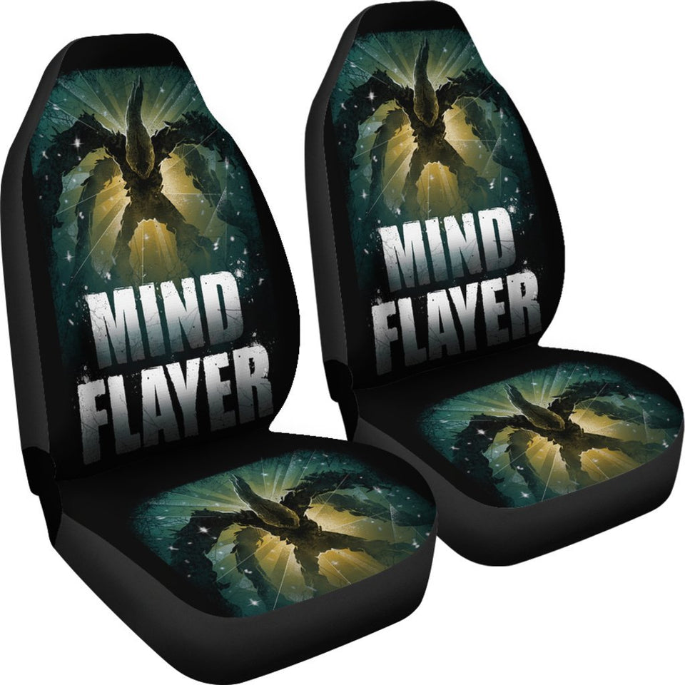 Mind Player Stranger Things Car Seat Covers
