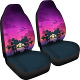 Mickey Mouse Disney Cartoon Fan Gift Car Seat Covers T1228