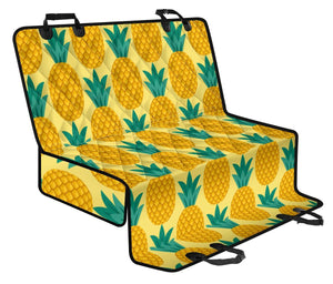 Pinapple Pet Seat Cover