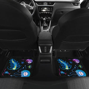 Under The Sea Pattern Car Floor Mats 191102