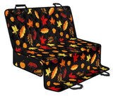 Autumn Leaves Pet Seat Cover