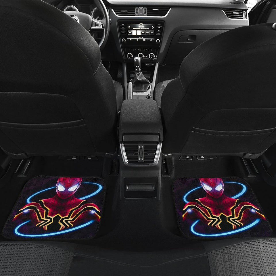Spiderman Far From Home Poster For Fans Car Floor Mats 191031