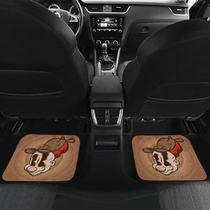Elmer Fudd Car Floor Mats Looney Tunes Cartoon Fan Gift H200212