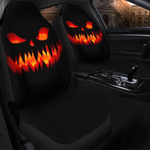 Halloween Scare Car Seat Covers