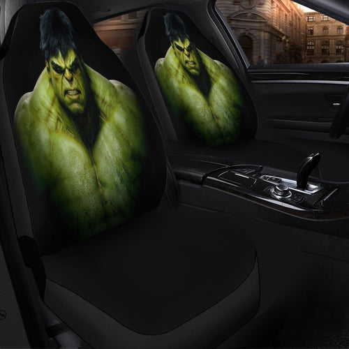 Incredible Hulk Avengers Car Seat Covers