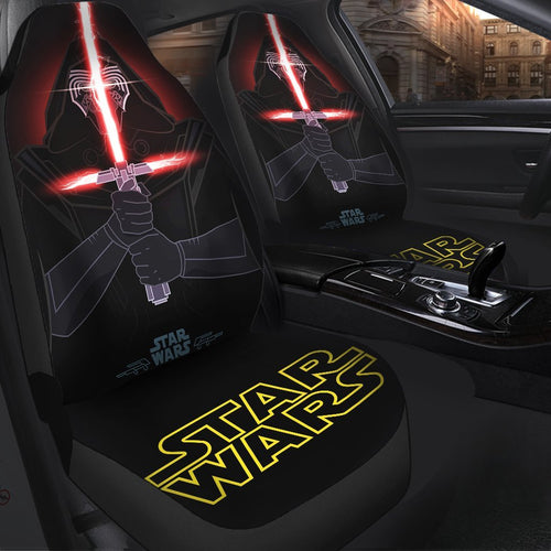 Kylo Ren Star Wars Car Seat Covers