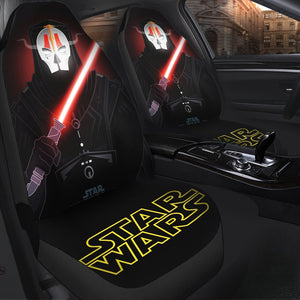 Star Wars Darth Nihilus Car Seat Covers