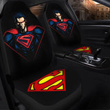 Superman Badass Car Seat Covers