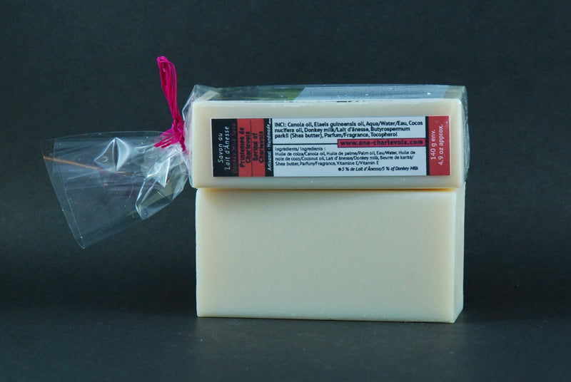 Spring of Charlevoix bar soap