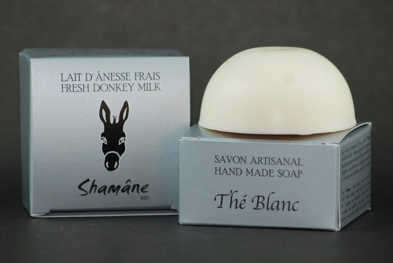 White Tea Shamâne soap