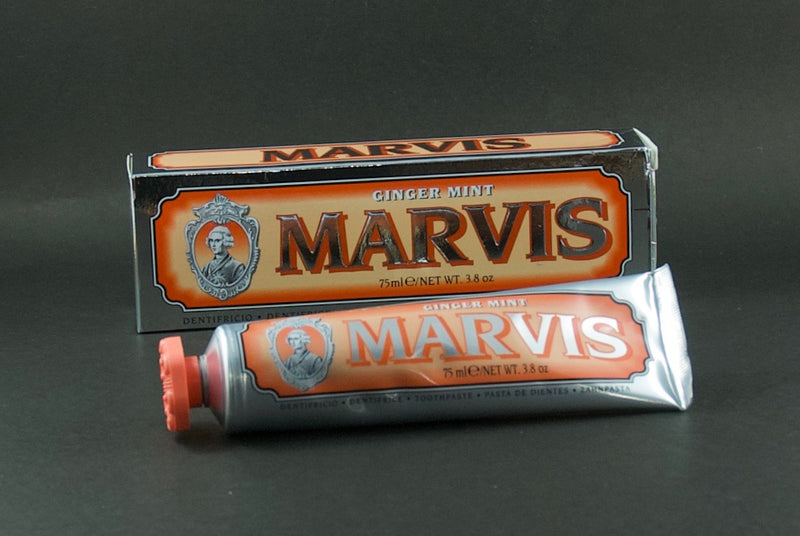 Marvis Ginger-Mint Toothpaste