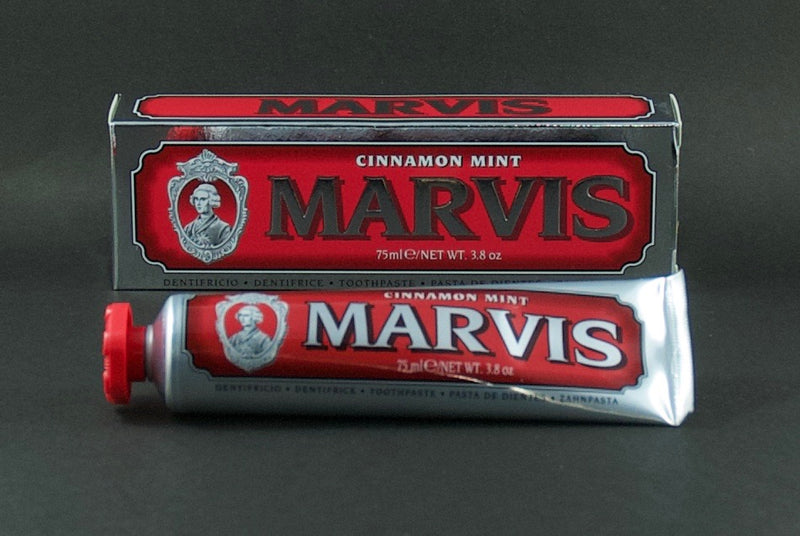 Marvis Cinnamon-Mint Toothpaste