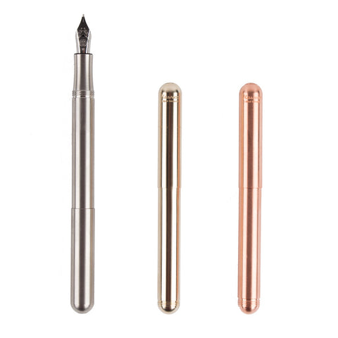 Kaweco Liliput Metal Edition Fountain Pen All Colors