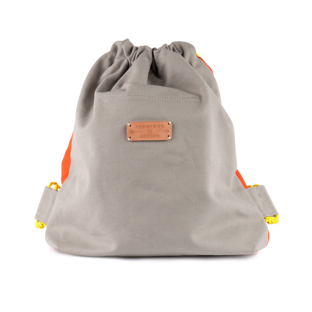 Canvas Drawstring Go-Bag Product Image