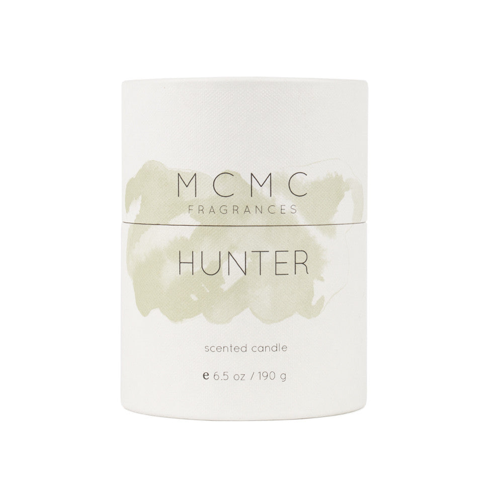 MCMC Hunter Candle Main Image