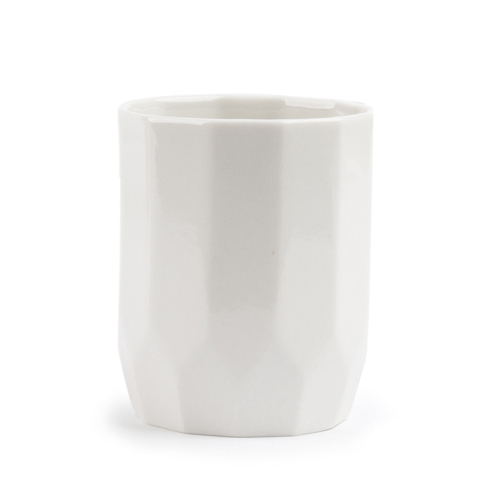 MGMY Studio Arrow Tea Cup White