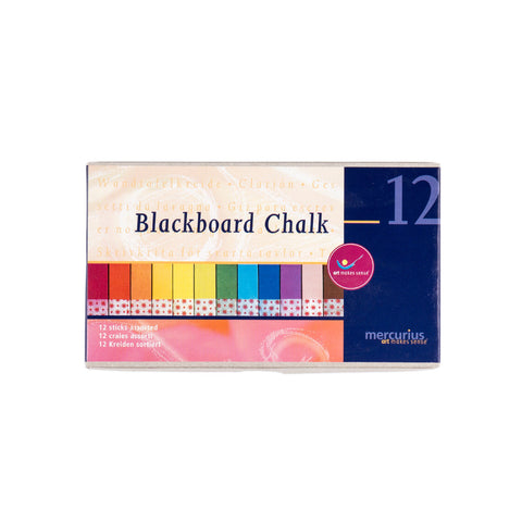 Coloured Blackboard Chalk