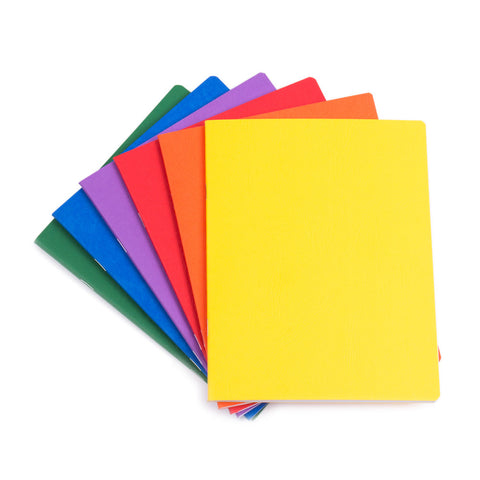 Exercise Books Journal Size All Colours