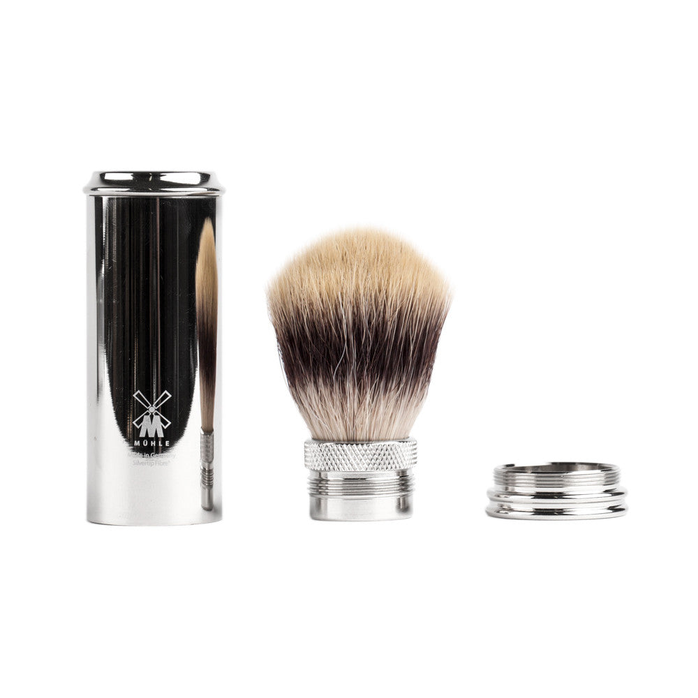 Mühle Travel Shaving Brush Product All Pieces