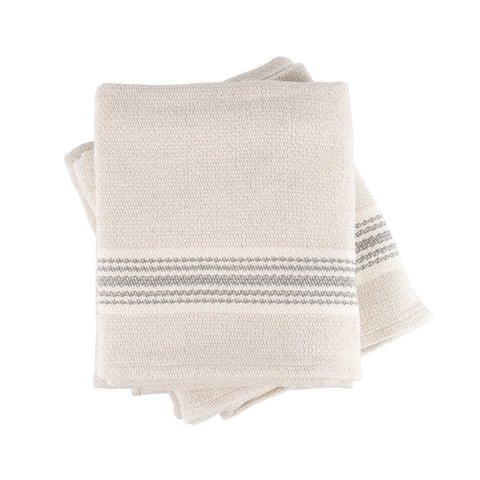 Mungo Grecian Cotton and Linen Bath Towel Product Image