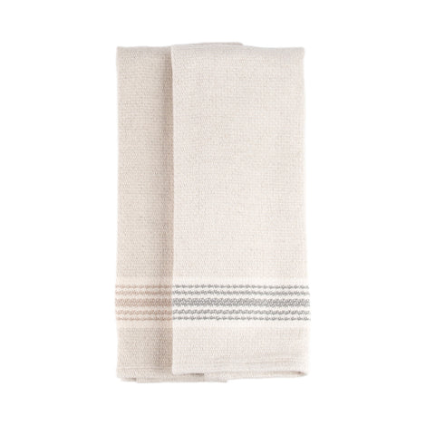 Mungo Grecian Cotton and Linen Hand Towel Product Image