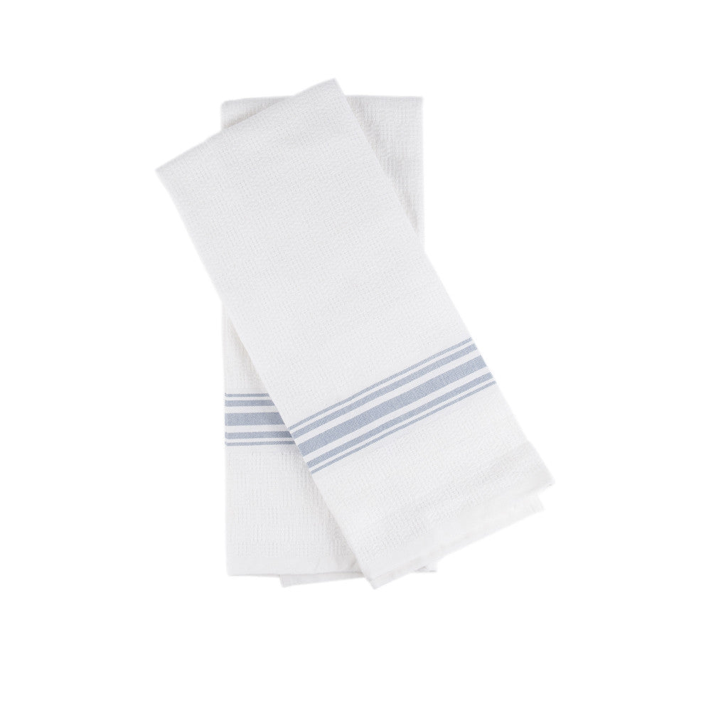Willow Weave Hand Towel Bluebell