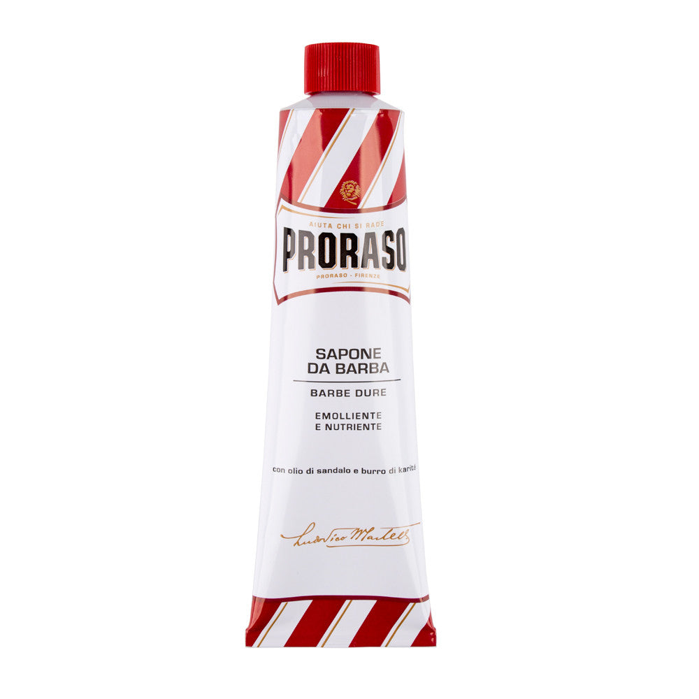Proraso Shave Cream Sandlewood Red Tube