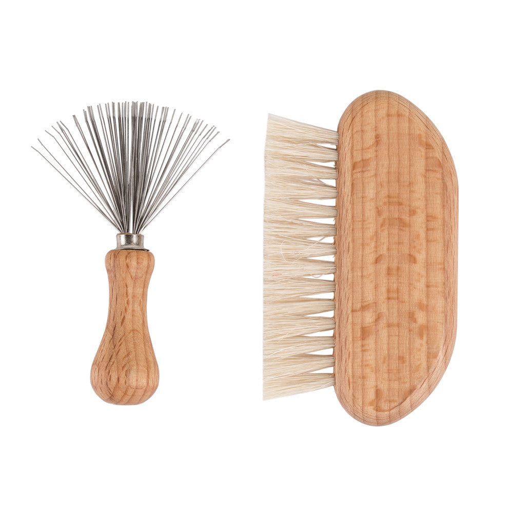 Two Piece Brush Cleaning Set Main