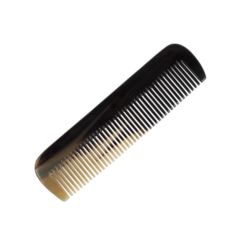 Fine Tooth Horn Comb Main Image