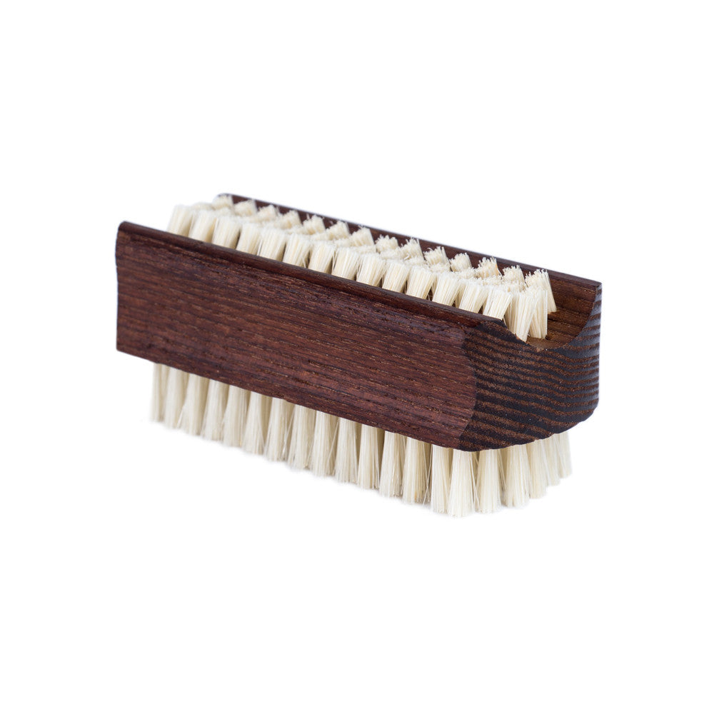 Redecker Wooden Nail Brush Thermowood Product Image