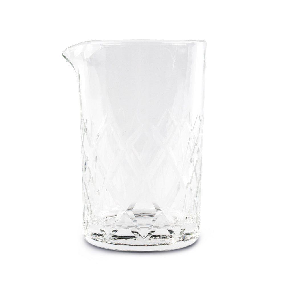 Yarai Seamless Mixing Glass Side View