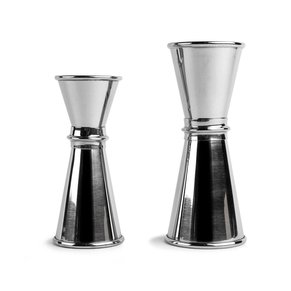Stainless Steel Cocktail Jigger Set