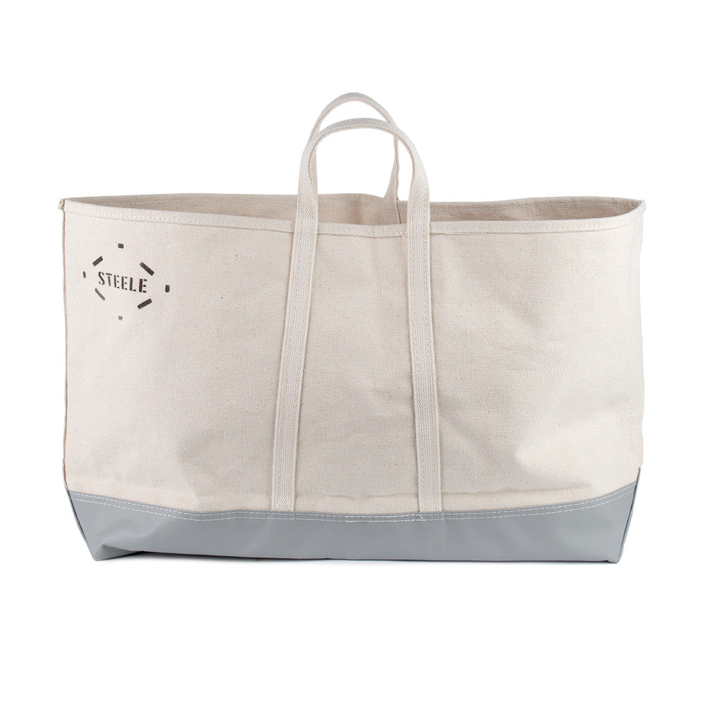 Steele Canvas Tote Bag Side View
