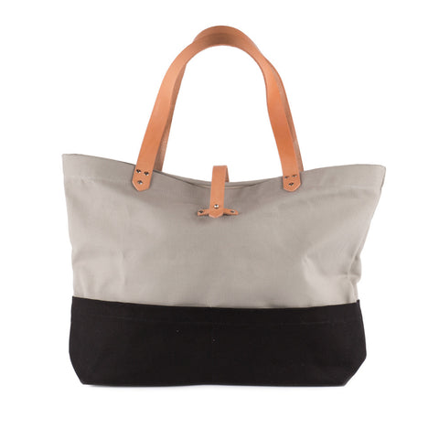 Canvas Market Tote Bag Product Image