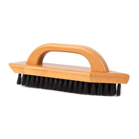 Wood Shoe Cleaning Brush Main Image