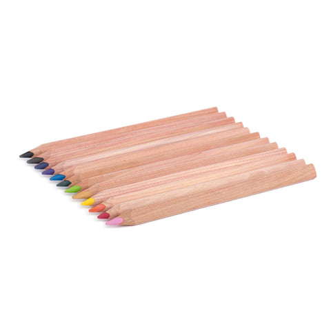 Yorik Triangular Colouring Pencils Product Image