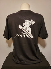 Load image into Gallery viewer, Snowboarder Tshirt