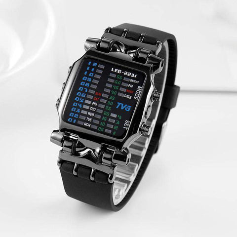 Fashion waterproof LED Digital Sports Watches
