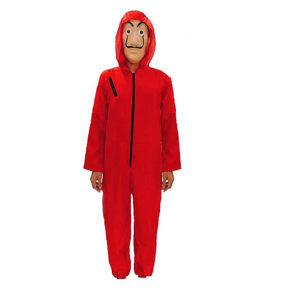 Salvador Dali Money Heist Costume