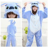 Anime Cosplay Soft Winter Onesie
