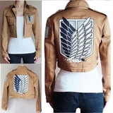 Attack on Titan Jacket Shingeki no Kyojin jacket