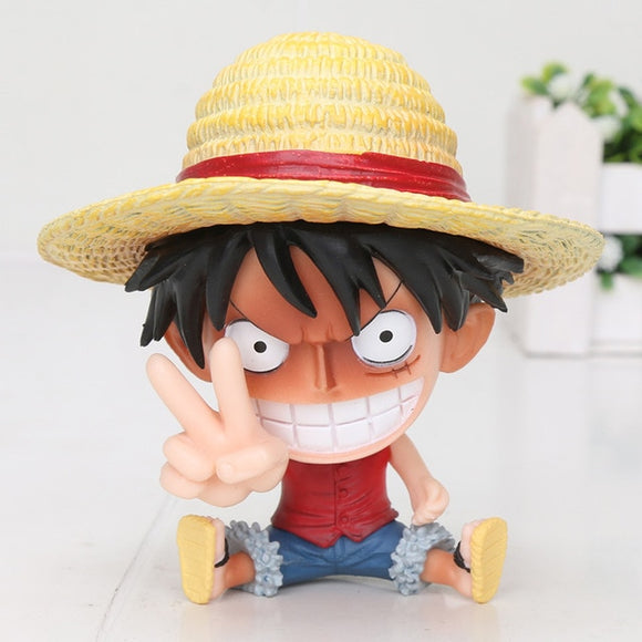 One Piece Funny Action Figures