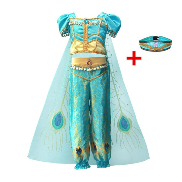 Disney Princess Jasmine Costumes for Kids