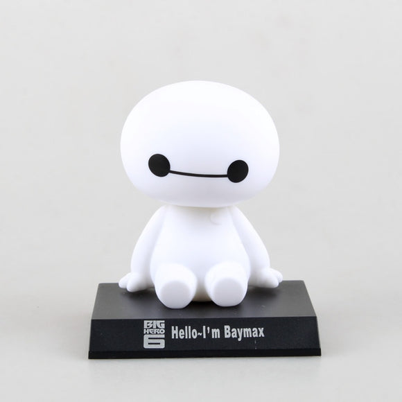 Baymax Big Hero 6 Bobblehead Action Figure