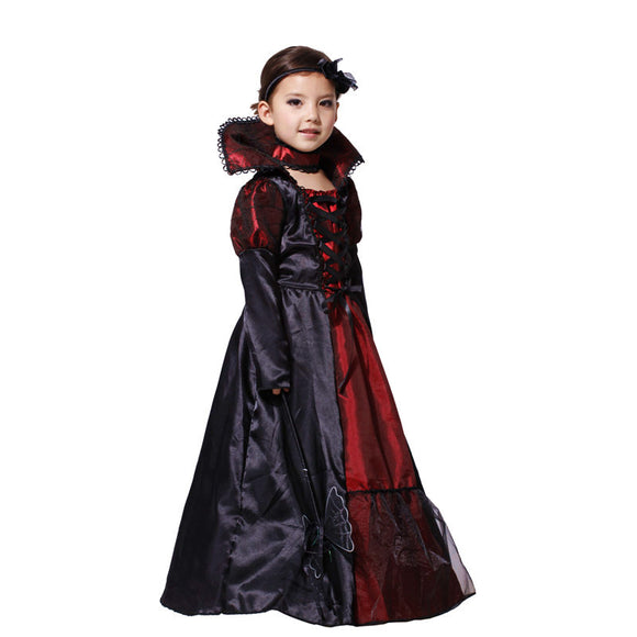 Vampire Dress Costume Cosplay