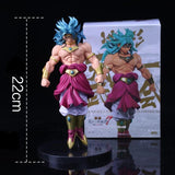 Dragon Ball Z Broly Super Saiyan Action Figure